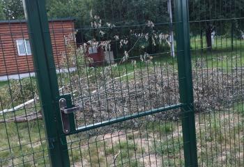 Забор из 3d панелей в Балахне